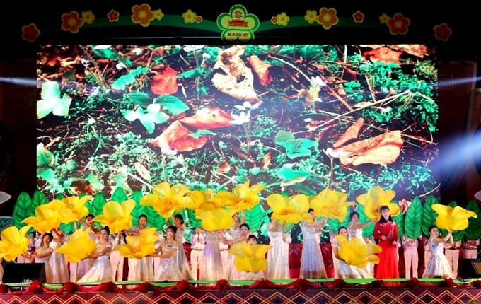 Quảng Ninh: Lễ hội Trà hoa vàng được tổ chức vào tháng 2/2020