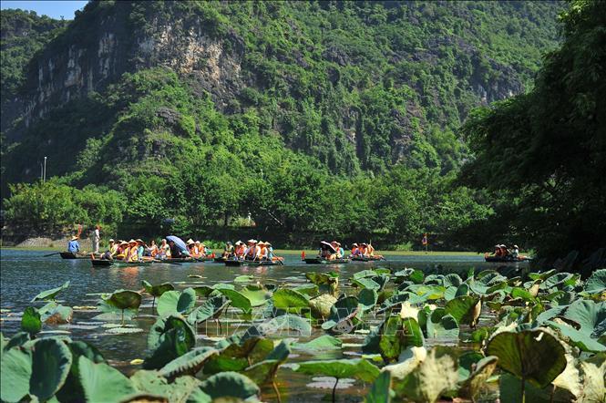 Ninh Bình phấn đấu đón gần 7,8 triệu lượt du khách