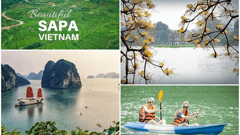 Thủ tướng Chính phủ phê duyệt Chiến lược phát triển du lịch Việt Nam đến năm 2030 với những mục tiêu, giải pháp đột phá