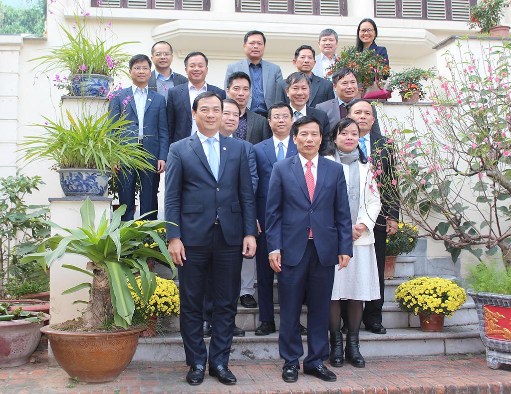 Bộ trưởng Nguyễn Ngọc Thiện chỉ đạo tìm yếu tố mới tạo đột phá phát triển du lịch