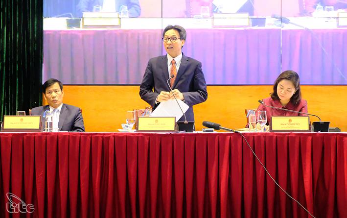 Hội nghị trực tuyến triển khai nhiệm vụ công tác văn hóa, thể thao và du lịch năm 2020