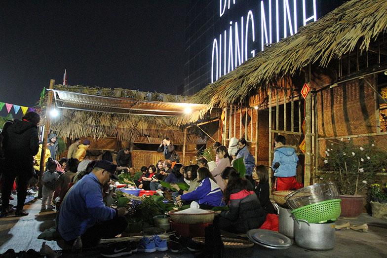 Trải nghiệm Tết Việt tại Bảo tàng Quảng Ninh