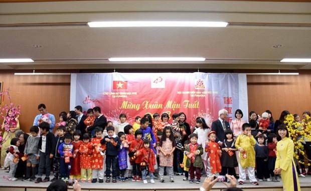 Festival Tết Việt lần đầu tiên được tổ chức tại cực Nam Nhật Bản