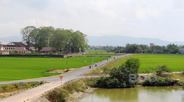 Phê duyệt quy hoạch chi tiết Khu du lịch cộng đồng Làng Sông (Bình Định)