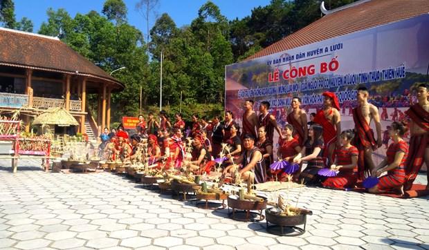 Lễ hội Mừng lúa mới trở thành di sản văn hóa phi vật thể quốc gia