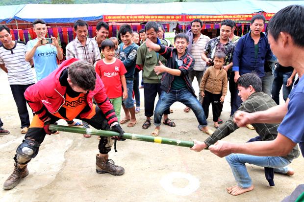 Quản Bạ (Hà Giang) khai thác thế mạnh du lịch cộng đồng