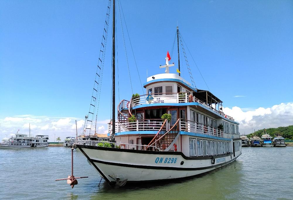 Xây dựng thương hiệu tàu du lịch trên Vịnh Hạ Long