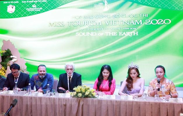 Miss Tourism Vietnam 2020: Quảng bá Việt Nam là điểm đến du lịch an toàn