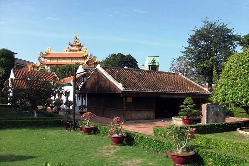 Khu di tích Dục Thanh: Gắn du lịch với giáo dục truyền thống
