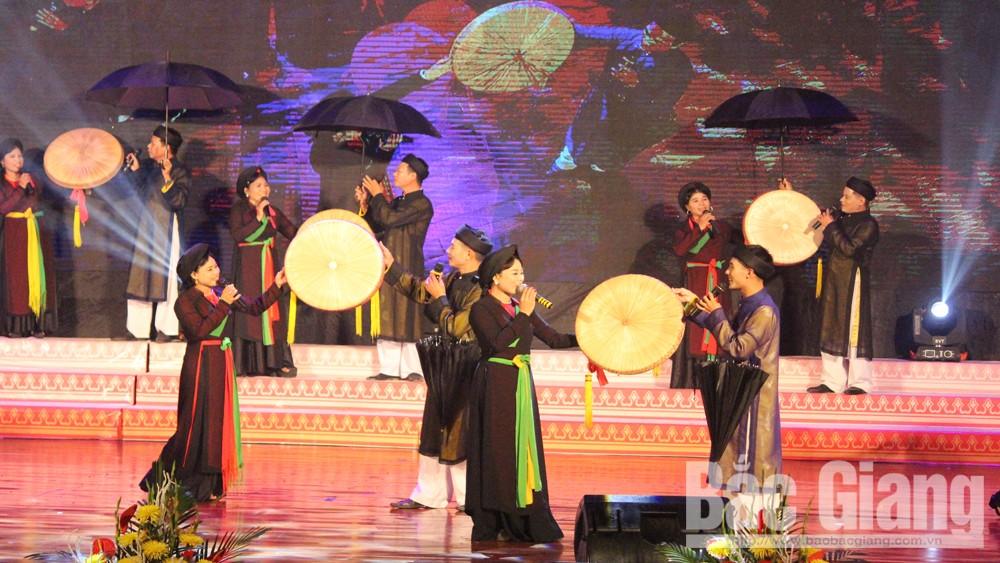 Sắp diễn ra Liên hoan hát quan họ tỉnh Bắc Giang