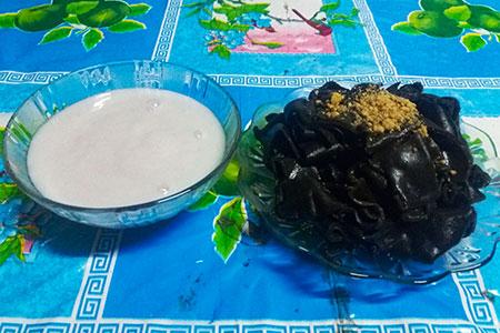 Bánh lá - Hương vị quê nhà