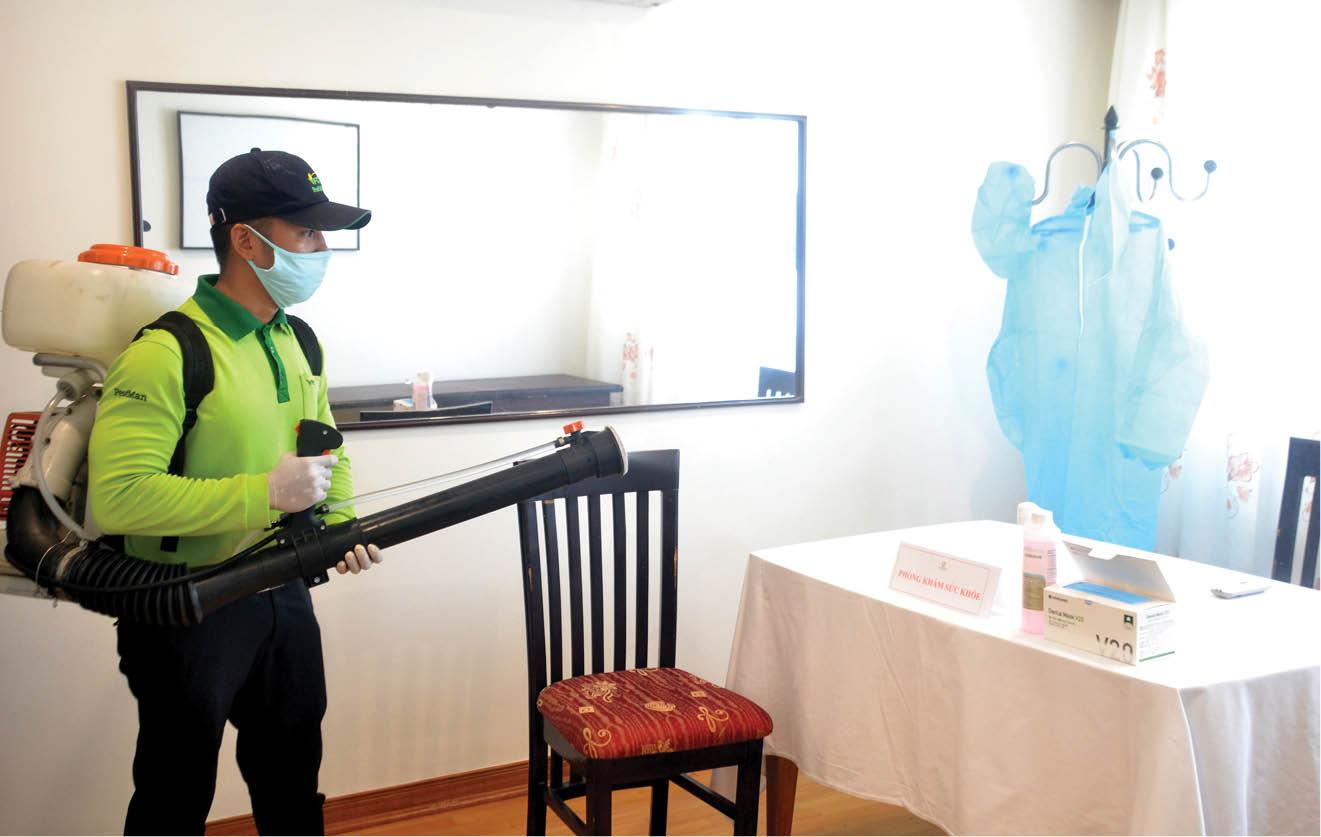 Thừa Thiên Huế: Chấm điểm, xác định mức độ an toàn phục vụ khách