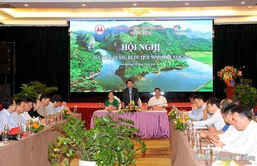 Hội nghị xúc tiến quảng bá du lịch Ninh Bình năm 2020