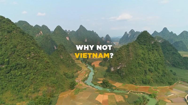 Tổng cục Du lịch quảng bá du lịch Việt Nam trên kênh CNN