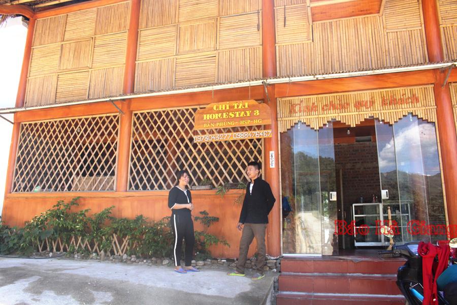Tạo sinh kế bền vững từ du lịch ở Hoàng Su Phì, Hà Giang