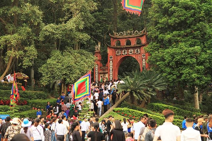 Bộ VHTTDL công nhận Khu du lịch quốc gia Đền Hùng, thành phố Việt Trì, tỉnh Phú Thọ