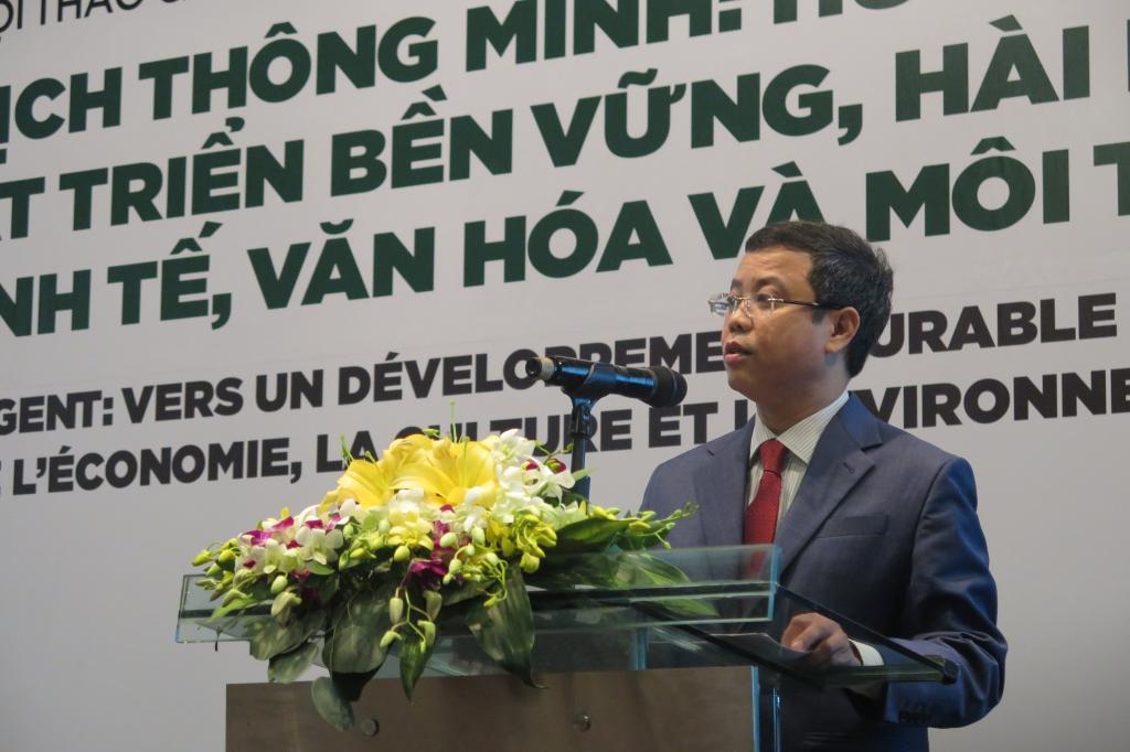 Phó Tổng cục trưởng Nguyễn Lê Phúc: Cần hành động quyết liệt để phát triển du lịch thông minh