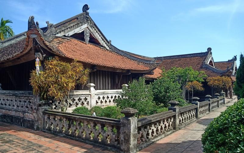 Khai hội chùa Keo Thái Bình năm 2020