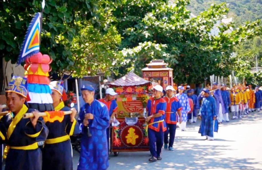 Phục hồi một số hình thái văn hóa phi vật thể tại Cù Lao Chàm