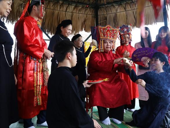 Dàng Then lễ hội cấp sắc độc đáo của người Tày