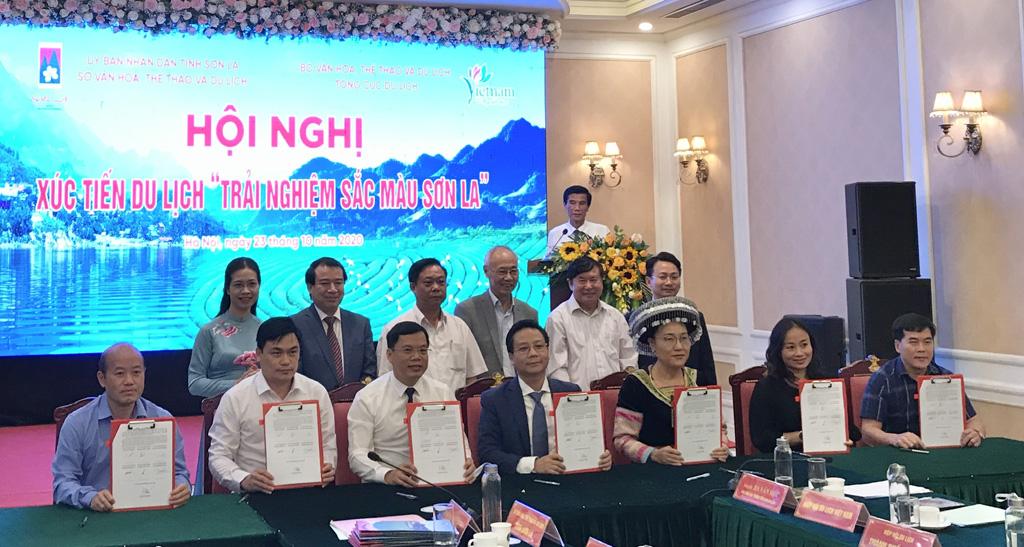 Sơn La tổ chức xúc tiến du lịch tại Hà Nội hưởng ứng chương trình kích cầu của Bộ VHTTDL