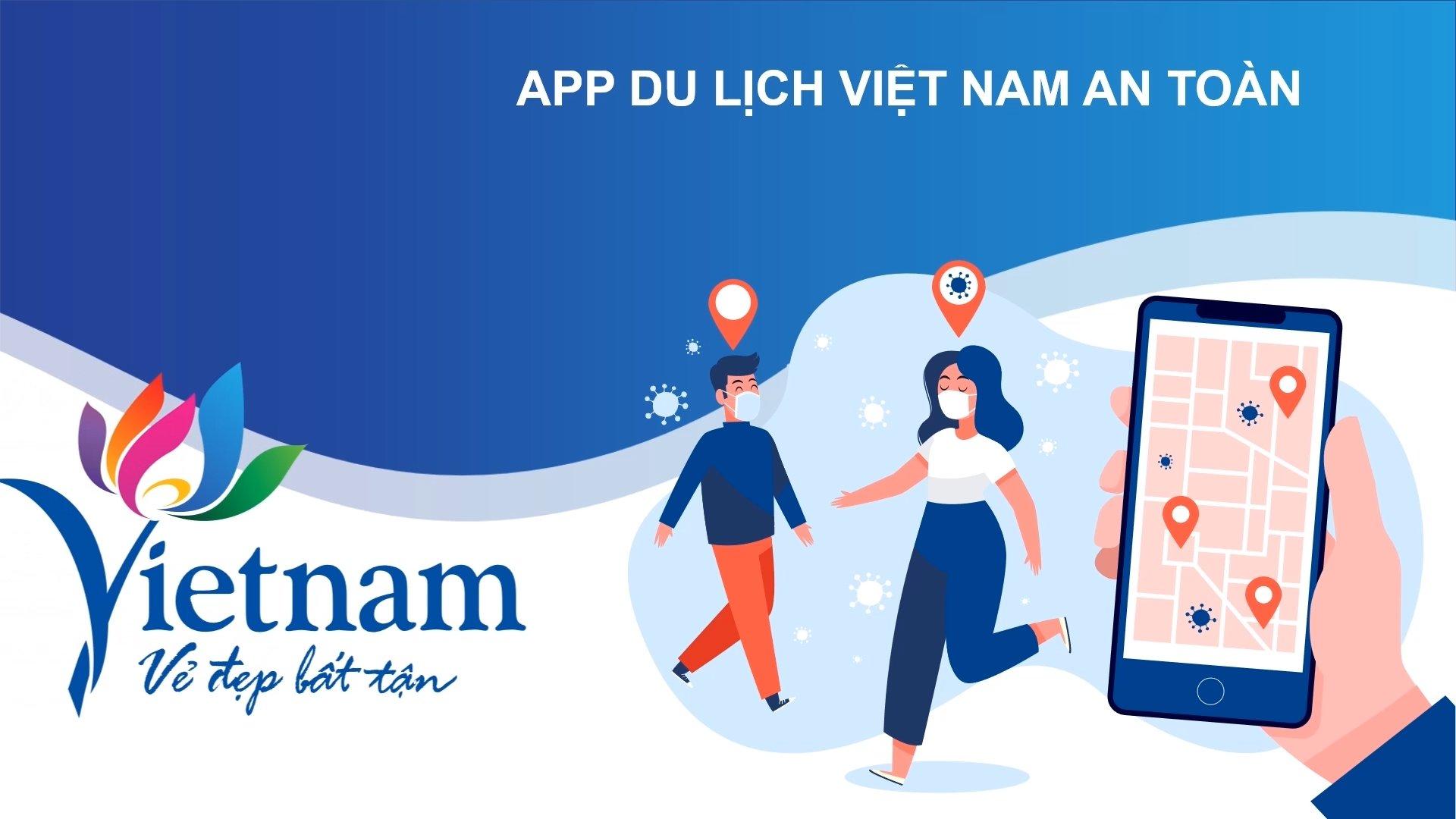 Giới thiệu ứng dụng Du lịch Việt Nam an toàn