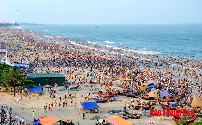 Thanh Hóa đón hơn 6,5 triệu lượt khách du lịch trong 9 tháng đầu năm