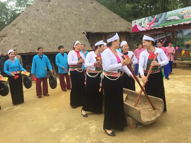 Lễ hội đánh đuống Mường - trò chơi dân gian độc đáo
