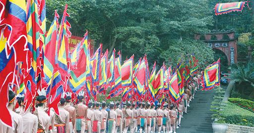 Khảo sát, thẩm định các tiêu chí đánh giá công nhận Khu du lịch Quốc gia Đền Hùng