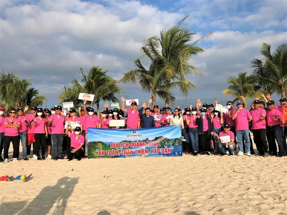 Tái kích cầu ngành Du lịch Quảng Ninh