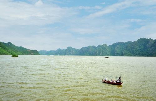 Có một Hồ Đồng Thái (Ninh Bình) thật hoang sơ, yên bình
