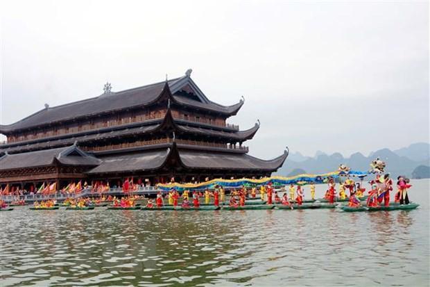 Hà Nam: Tái kích cầu du lịch thông qua hoạt động văn hóa, thể thao