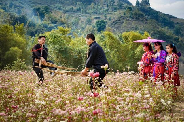 Khèn – Nét đặc trưng văn hóa của dân tộc Mông tỉnh Điện Biên