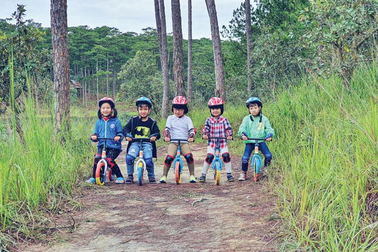 Độc đáo tour du lịch trải nghiệm cho trẻ em tại Đà Lạt