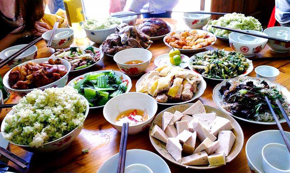 Lễ cơm mới ở Bình Liêu (Quảng Ninh)