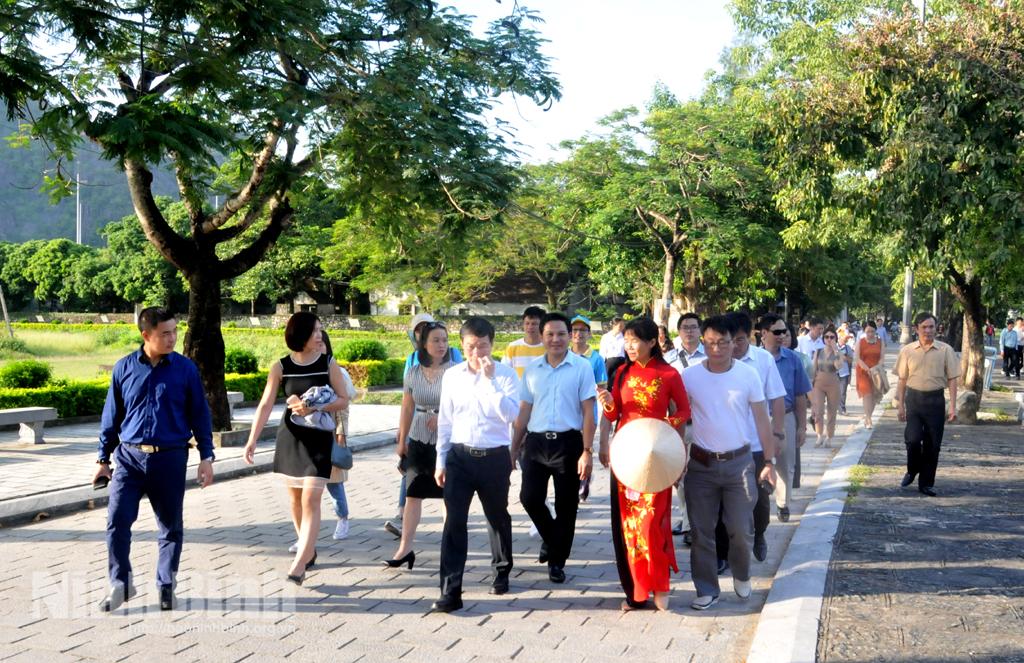 Ninh Bình: Ngành Du lịch nỗ lực vượt khó thời COVID-19