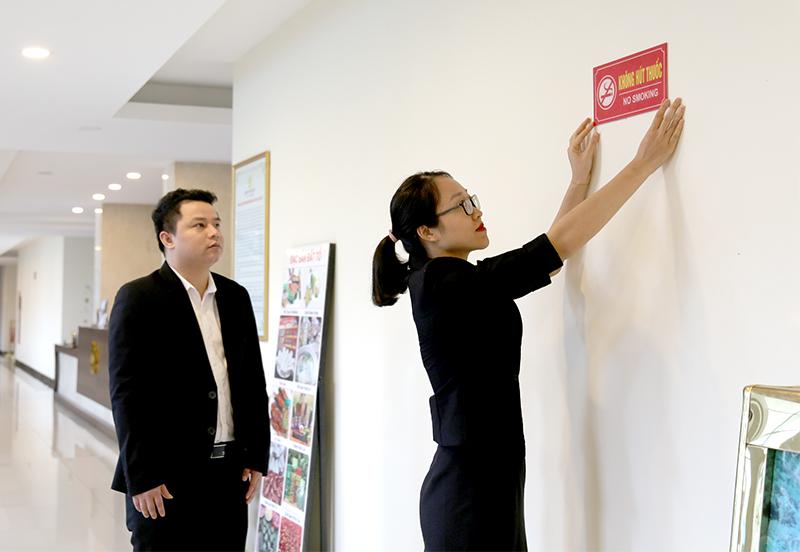 Phú Thọ: Xây dựng môi trường du lịch không khói thuốc