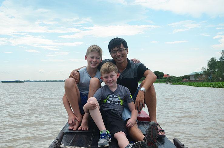 Xin Chao Tours và sứ mệnh giúp đỡ người Việt trở thành đại sứ du lịch địa phương