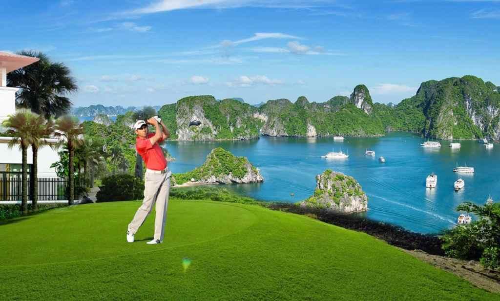 Việt Nam lần thứ 4 liên tiếp đạt giải thưởng Điểm đến Golf tốt nhất châu Á