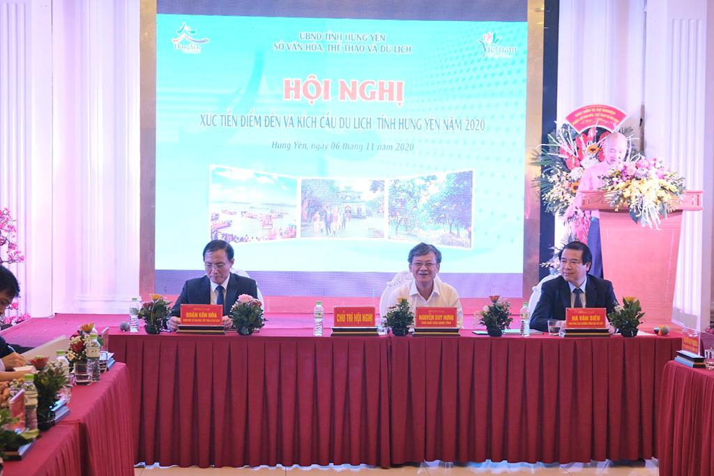 Hưng Yên tổ chức Hội nghị xúc tiến điểm đến và Kích cầu du lịch năm 2020