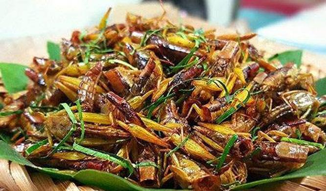 Độc đáo ẩm thực Sơn La