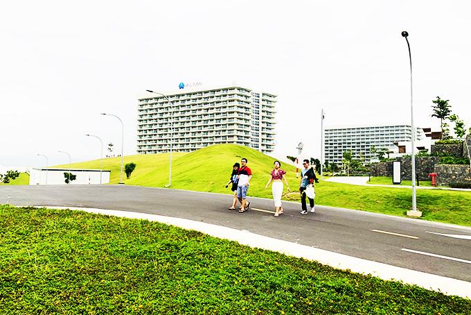 Du lịch Khánh Hòa: Hy vọng thu hút khách cuối năm