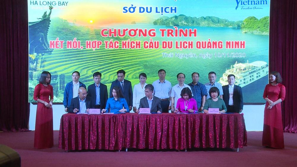 Quảng Ninh kết nối, hợp tác kích cầu du lịch tại 4 tỉnh phía Bắc