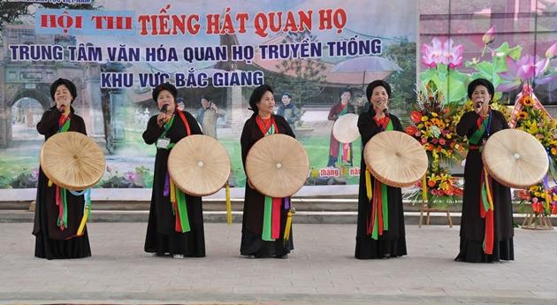 Bắc Giang: Gắn bảo tồn, phát huy di sản văn hóa với phát triển du lịch