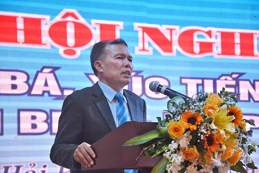 Phó Tổng cục trưởng Ngô Hoài Chung: Liên kết khai thác tiềm năng, thế mạnh, đa dạng hóa sản phẩm, nâng tầm du lịch Điện Biên và Hải Phòng