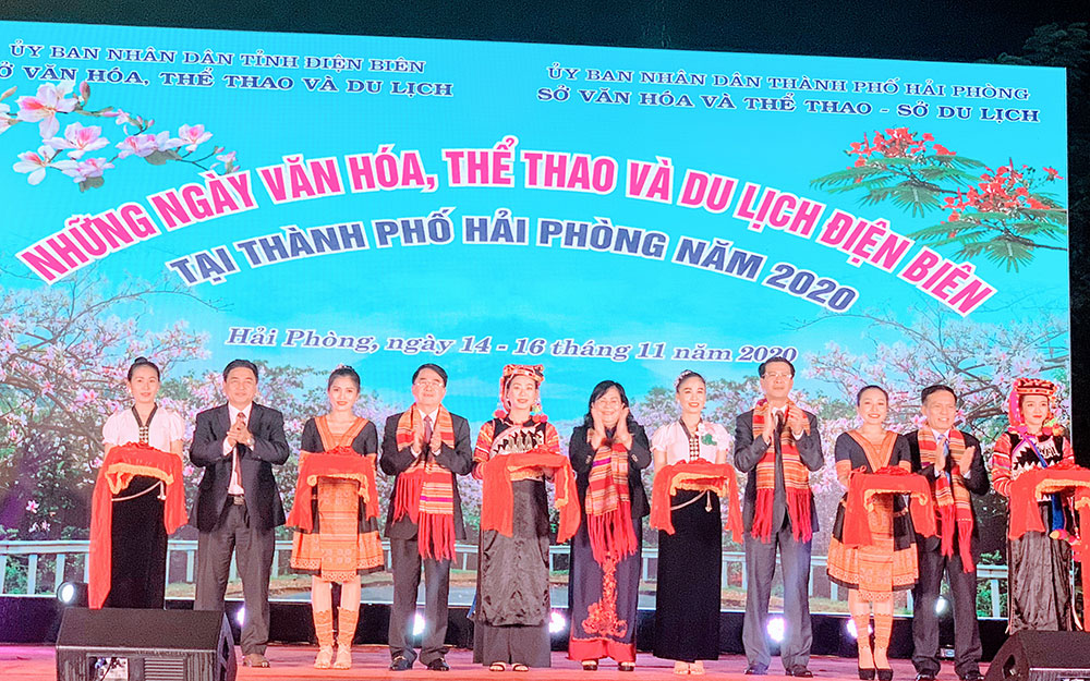 Những ngày văn hóa, thể thao và du lịch Điện Biên tại Hải Phòng