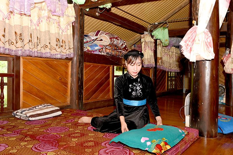 Tuyên Quang: Năng Khả giữ gìn nhà sàn gắn với phát triển du lịch
