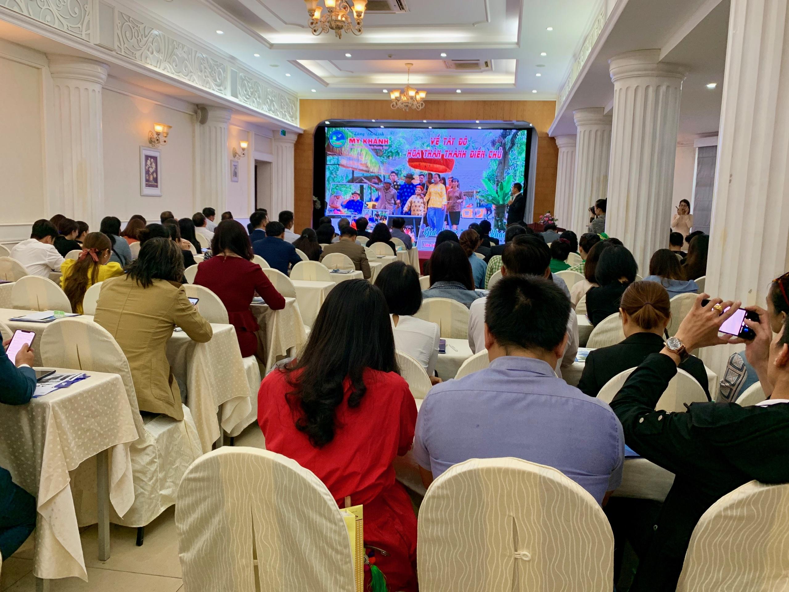 """Quảng bá du lịch """"Miền sông nước"""" Cần Thơ tại Hội chợ VITM Hà Nội 2020"""
