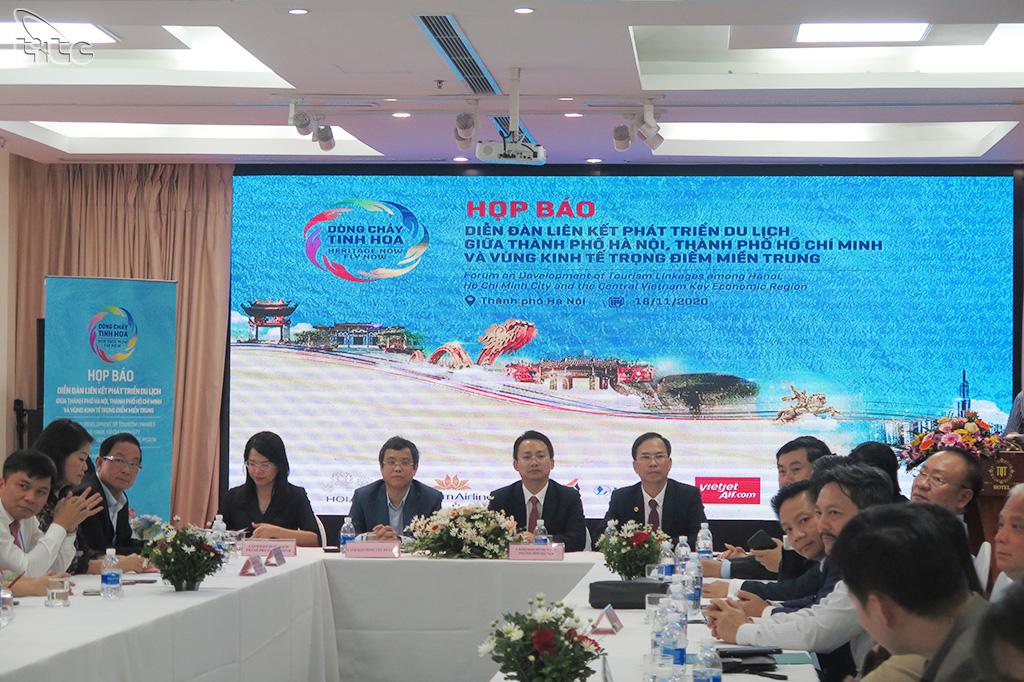 Hà Nội và TP. Hồ Chí Minh liên kết với các tỉnh miền Trung thu hút khách du lịch hậu Covid-19