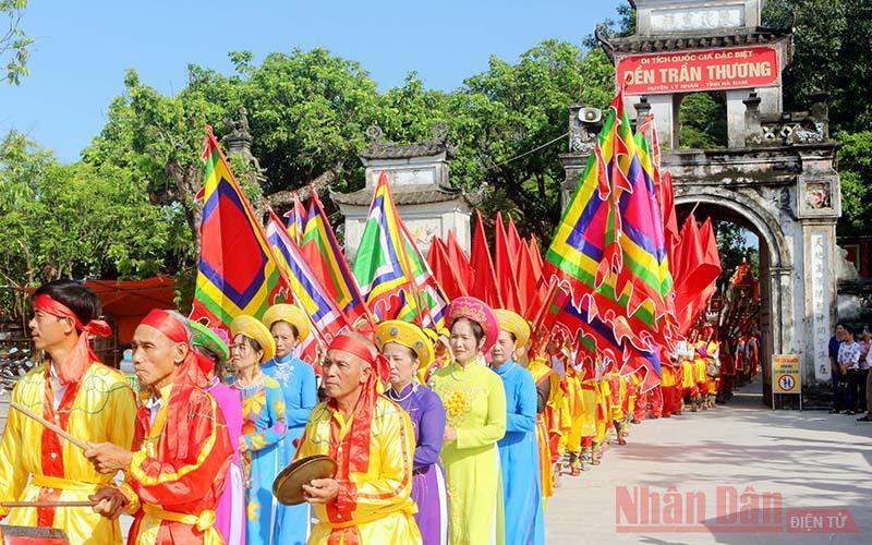 Đền Trần Thương - Điểm đến du lịch văn hóa tâm linh